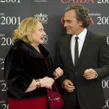 José Coronado y Marisol Ayuso en el episodio 200 de 'Aída'