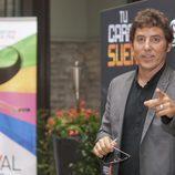 Manel Fuentes presenta la tercera edición de 'Tu cara me suena' en el FesTVal de Vitoria
