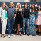 La tercera edición de 'Tu cara me suena' se presenta en el FesTVal de Vitoria