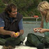 Ana Duato en el primer episodio de 'Un país para comérselo'