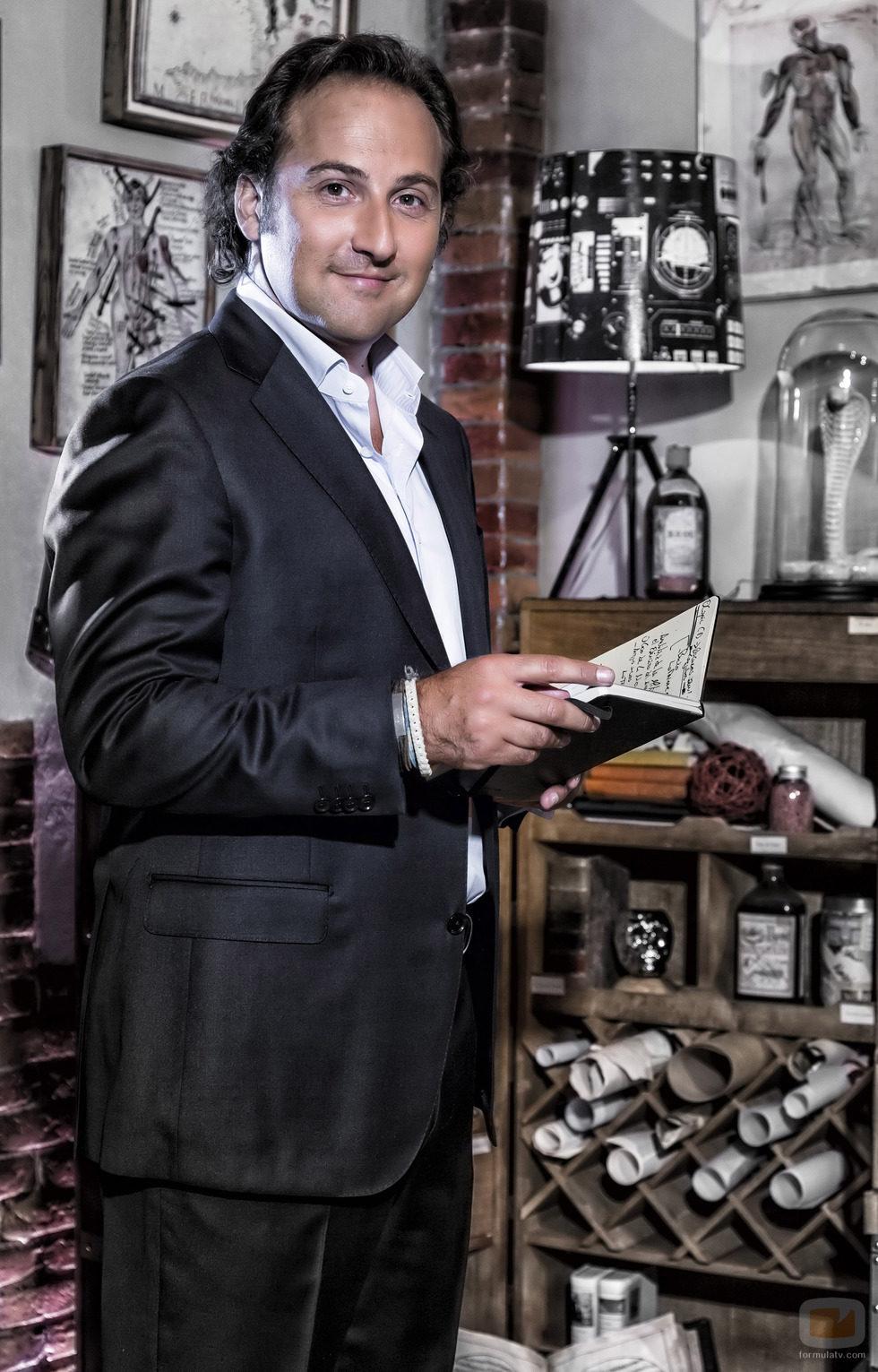 Iker jim nez en la novena temporada de 39 cuarto milenio for Ultima temporada de cuarto milenio