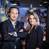 Iker Jiménez y Carmen Porter en la nueva temporada de 'Cuarto milenio'