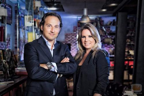 Iker jim nez y carmen porter en la nueva temporada de for Cuatro tv cuarto milenio