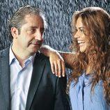 Josep Pedrerol y Lara Álvarez