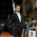 Peter Vives en la premiere de 'El tiempo entre costuras' en el FesTVal de Vitoria 2013