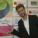 Peter Vives en el FesTVal de Vitoria 2013