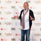 Karlos Arguiñano, en la gala de clausura del FesTVal 2013