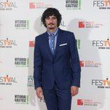 Antonio Pagudo en la gala de clausura del FesTVal 2013