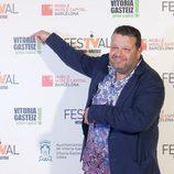 Alberto Chicote, en la gala de clausura del FesTVal 2013