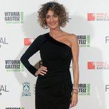 Ana García Lozano, en la gala de clausura del FesTVal 2013