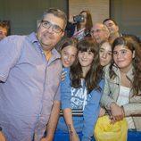 Florentino Fernández en el FesTVal de Vitoria 2013