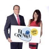 Antonio Jiménez y Marian Viñas en 13tv