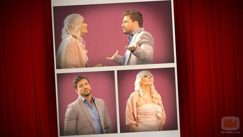 Leo y Silvia en '¿Quién quiere casarse con mi hijo?'