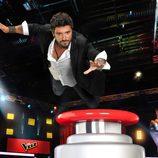 Antonio Orozco en la nueva temporada de 'La Voz'
