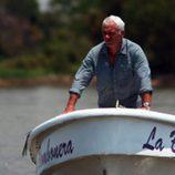 Jeremy Wade en la nueva temporada de 'Monstruos de río'
