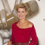 Tania Llasera durante la presentación de 'La voz' 2