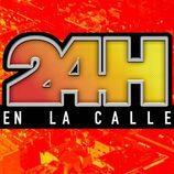 Logo de '24 horas en la calle'