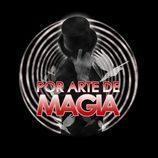 Logo de 'Por arte de magia'