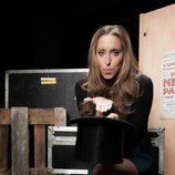 Gemma Mengual lanza polvos mágicos en 'Por arte de magia'