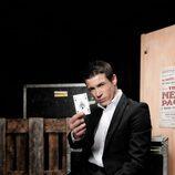 Juan José Ballesta, concursante de 'Por arte de magia'