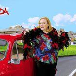 Marisol Ayuso en la décima temporada de 'Aída'