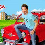 Paco León en la décima temporada de 'Aída'