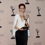 Carrie Preston en los Creative Arts Emmys Awards 2013