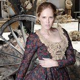 María Castro interpreta a Elena en la tercera temporada de 'Tierra de lobos'
