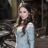 Silvia Alonso en la tercera temporada de 'Tierra de lobos'