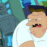 Bender en 'Futurama'