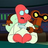 Zoidberg en 'Futurama'