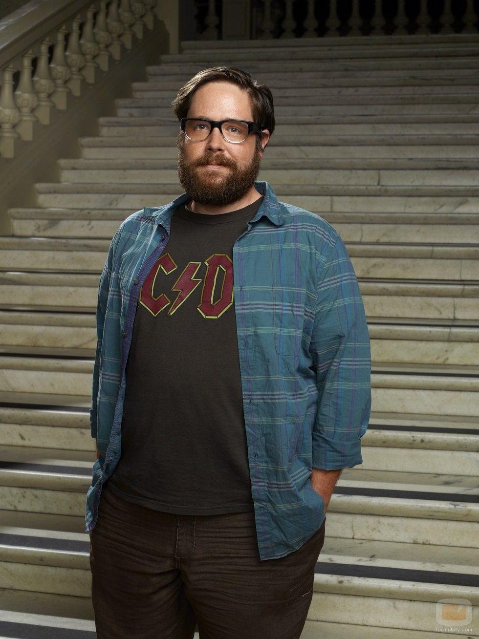 Zak Orth es Aaron en 'Revolution'