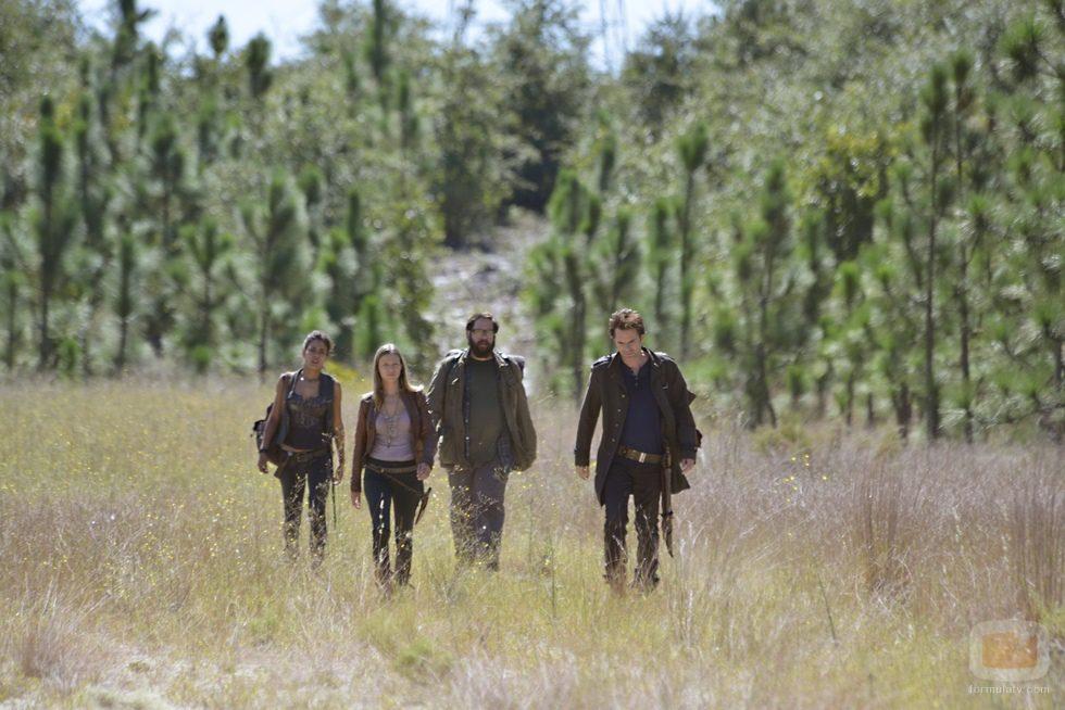 Arranque de la primera temporada de 'Revolution'