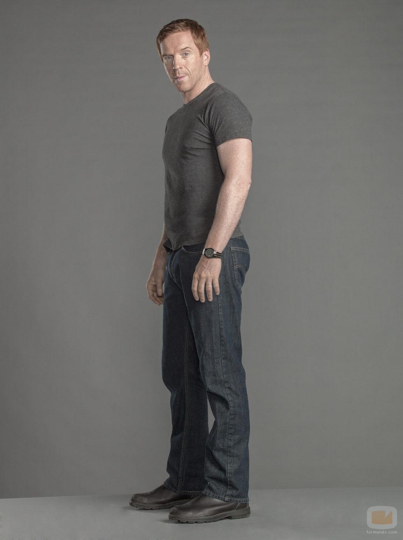 Damian Lewis es Nicholas Brody en 'Homeland'