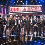 """""""Los Nuestros"""", la orquesta de 'Uno de los nuestros'"""