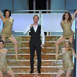 Neil Patrick Harris baila en los Emmy 2013