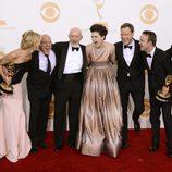 'Breaking Bad', mejor serie dramática en los Emmy 2013