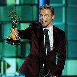 Derek Hough recoge el Emmy 2013 por 'Dancing with the Stars'