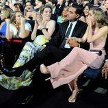 Rose Byrne, sorprendida al conocer que su pareja Bobby Cannavale se llevaba el Emmy 2013