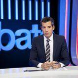 Oriol Nolis presenta 'El debate de La 1'