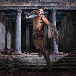 Liam McIntyre es Spartacus en 'Spartacus: La venganza'