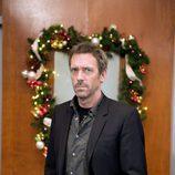 Hugh Laurie en un capítulo de House