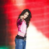 La bailarina Vicky Gómez, en 'Fama, ¡a bailar!'
