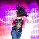 Vicky, de 'Fama ¡a bailar!'