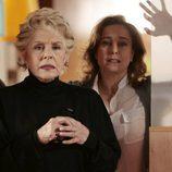 La actriz Lola Herrera en la serie 'Fuera de lugar'