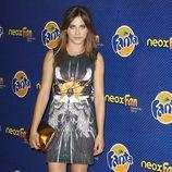 María León en los Neox Fan Awards 2013