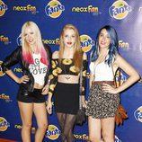 El grupo Sweet California en los Neox Fan Awards 2013