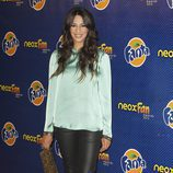 Almudena Cid en los Neox Fan Awards 2013