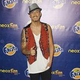Jadel en los Neox Fan Awards 2013