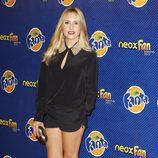 Berta Collado en los Neox Fan Awards 2013